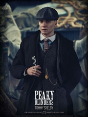 """Peaky Blinders - Tommy Shelby 1:6 Scale 12"""" Action Figure 