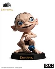 The Lord of the Rings - Gollum Minico Vinyl Figure | Merchandise