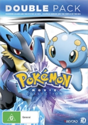 Pokemon Movie Double Pack | DVD