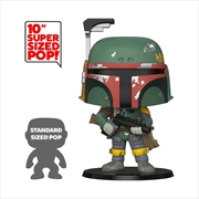 "Star Wars - Boba Fett US Exclusive 10"" Pop! Vinyl [RS] | Pop Vinyl"