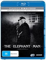 Elephant Man | Classics Remastered, The | Blu-ray