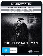 Elephant Man | Blu-ray + UHD - Classics Remastered, The | UHD