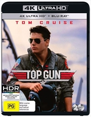 Top Gun | Blu-ray + UHD | UHD