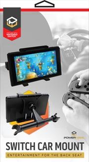 Powerwave Switch Car Mount | Nintendo Switch