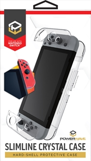 Powerwave Switch Slimline Crystal Case | Nintendo Switch