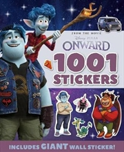 Onward : 1001 Stickers Book (Disney-Pixar) | Hardback Book