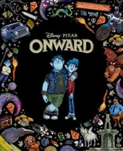Onward Disney-Pixar : Classic Collection | Hardback Book
