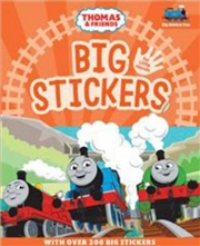 Thomas and Friends: Big Stickers for Little Hands | Board Book