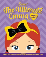 Ultimate Emma Make And Do | Paperback Book