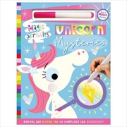 Magic Scribbles Unicorn Myster | Hardback Book