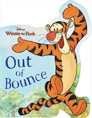 Out of Bounce - Winnie-the-Pooh | Board Book