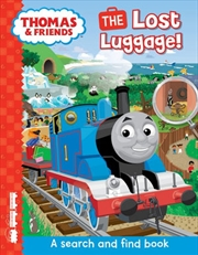Thomas & Friends : The Lost Luggage | Paperback Book