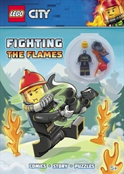 City: Fighting The Flames   Books
