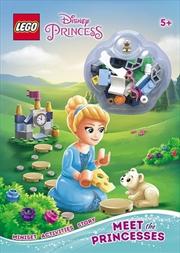 LEGO Disney Princess Meet the Princesses   Books