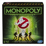 Monopoly: Ghostbusters - Who You Gonna Call | Merchandise