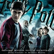 Harry Potter And The Half-Bloo