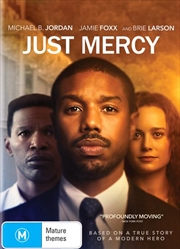 Just Mercy | DVD