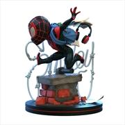 Spider-Man - Miles Morales Q-Fig Elite Diorama | Merchandise