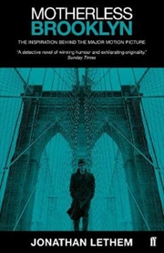 Motherless Brooklyn film tie-in | Paperback Book