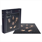 Queen II - 500 Piece Puzzle | Merchandise