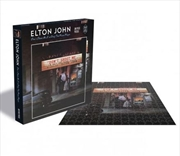 Elton John – Don't Shoot Me I'm Only The Piano Player 500 Piece Puzzle | Merchandise