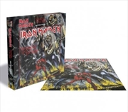 Iron Maiden – The Number Of The Beast 500 Piece Puzzle | Merchandise