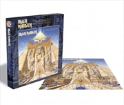 Iron Maiden – Powerslave 500 Piece Puzzle | Merchandise