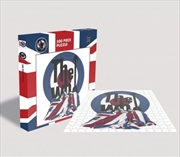 The Who – The Kids Are Alright 500 Piece Puzzle | Merchandise
