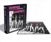 The Ramones – Rocket To Russia 500 Piece Puzzle | Merchandise
