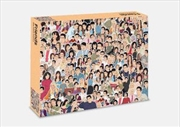 Friends - 500 Piece Jigsaw Puzzle | Merchandise