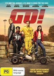 Go! | DVD