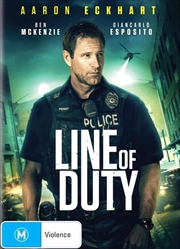 Line Of Duty | DVD