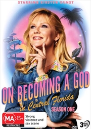 On Becoming A God In Central Florida - Season 1 | DVD