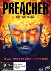 Preacher - Season 4 | DVD