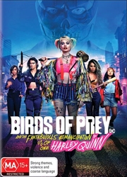 Birds Of Prey | DVD
