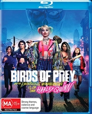 Birds Of Prey | Blu-ray