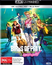 Birds Of Prey | Blu-ray + UHD | UHD
