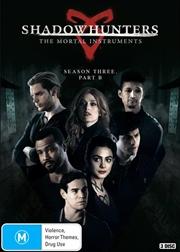 Shadowhunters - Season 3 - Part 2 | DVD