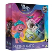 Trolls 2 Press O Matic Game | Merchandise