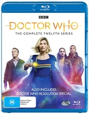 Doctor Who - Series 12 | Blu-ray