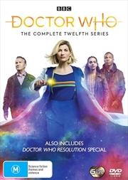 Doctor Who - Series 12 | DVD