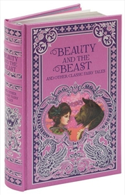 Beauty And The Beast And Other   Hardback Book