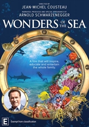 Wonders Of The Sea | DVD