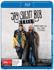 Jay and Silent Bob Reboot | Blu-ray