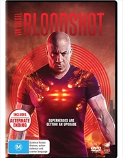 Bloodshot | DVD