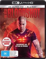 Bloodshot | Blu-ray + UHD | UHD