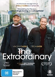 Extraordinary, The | DVD