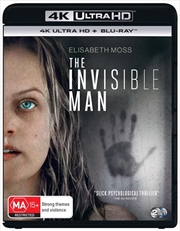 Invisible Man | Blu-ray + UHD, The | UHD
