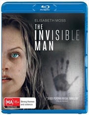 Invisible Man, The | Blu-ray