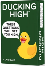 Ducking High | Merchandise